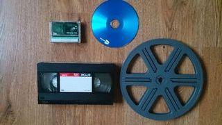 Conversión de formatos de video