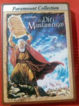 Los diez mandamientos dvd