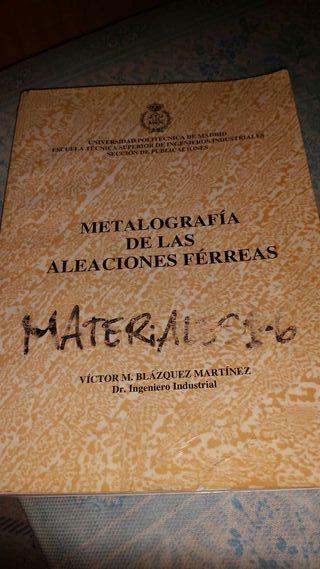 Libro metalografia materiales