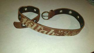 Cinturón chica Killah
