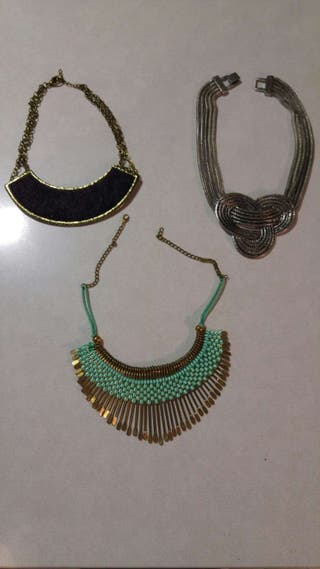 Pack collares chica