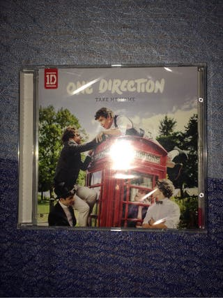 CD One Direction 'TAKE ME HOME'