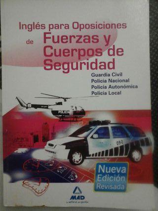 INGLÉS POLICIA OPOSICIÓN