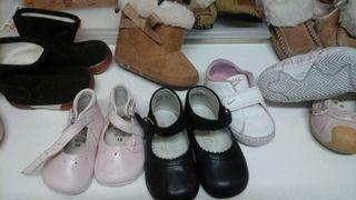 Mas zapatos de niña, tallas 18,19 20 ,21 y 22