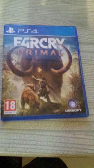 Farcry primal.