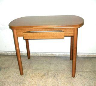 Mesa cocina madera extensible