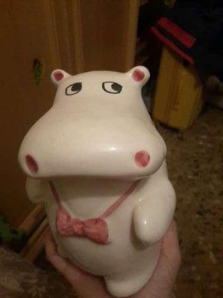 Ucha de hipopotamo