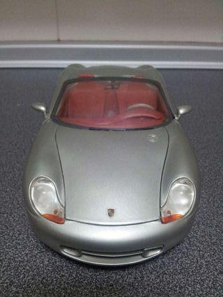 Maqueta Porsche Boxster