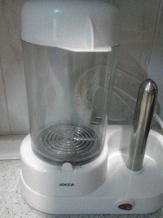 Maquina para perritos calientes