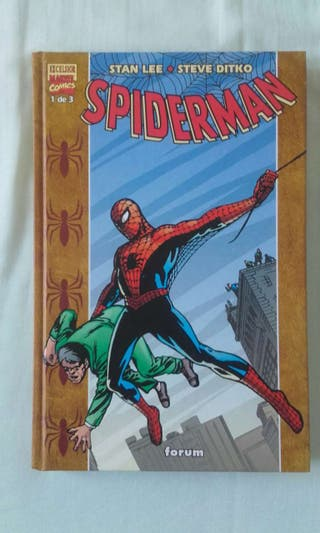 Spiderman tomo recopilatorio