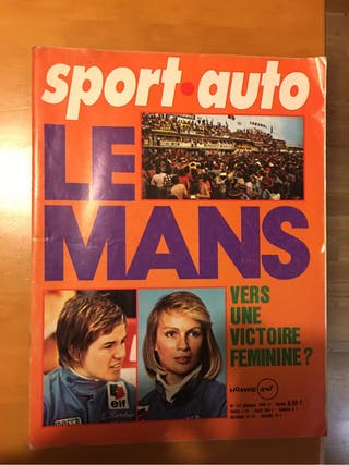 Revista Sport Auto Junio 1975