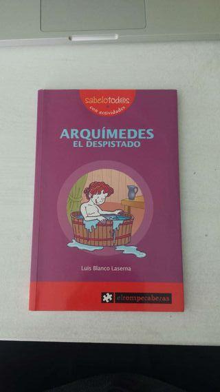 Libro Arquimedes El Despistado.