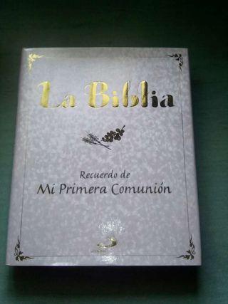 Biblia de primeta comunion