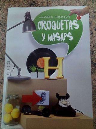Libro croquetas y wasaps