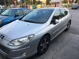 Peugeot 407 Sw 2.0 Hdi 140 Cv