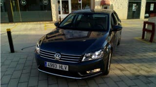 VW passat avanced tech año 2012