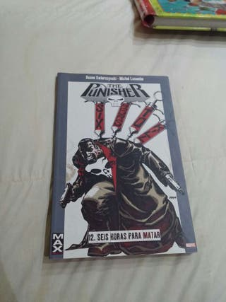 Libro : the punisher