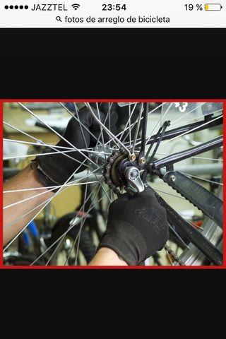 Arreglo Bicicletas