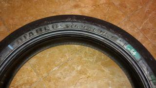 Cubierta slip pirelli superbike sc2 120/75 r 420 para llanta 16,5 supermotar