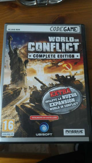 """World in Conflict """"Complete edition """""""
