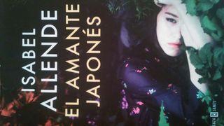 El amantes japonés de Isabel Allende