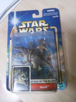 Star Wars figura.