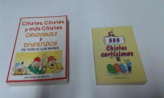 Dos libros de chistes