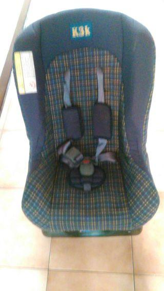 Vendo silla de bebe para coche