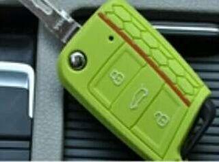Funda fluorescente de llave para nuevo golf y leon