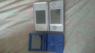 Nintendo ds y gameboy