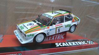 Lancia Delta de Scalextric