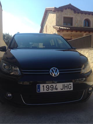 VW Touran Carat 2.0tdi DSG(170Ps)