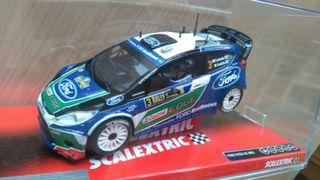 Ford Fiesta de Scalextric