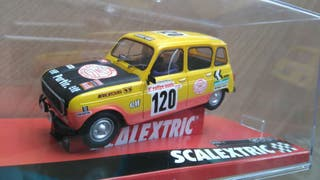 Renault 4 de Scalextric
