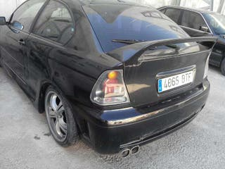BMW compact 1.8 gasolina 110cv