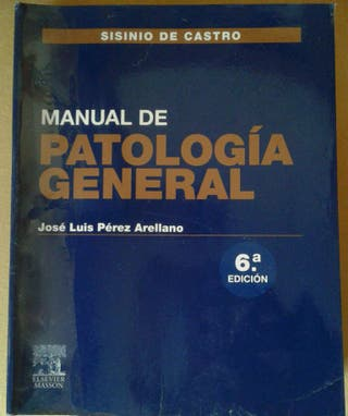 Manual de Patologìa General