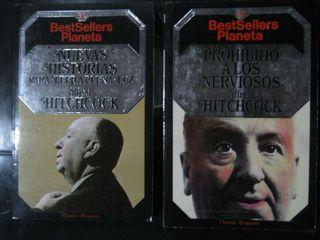 Libros Alfred Hitchcock (1€/u)