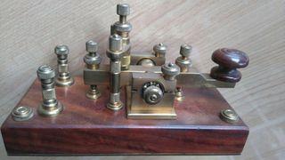 Manipulador Morse CW