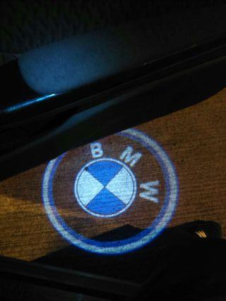 Bmw led logo