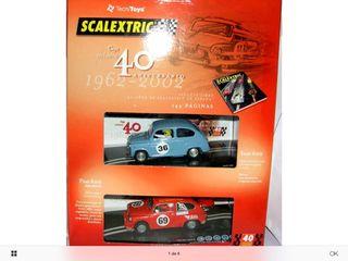 Scalextric 40 Aniversario