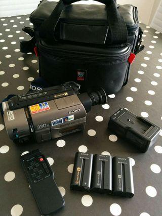 Lote cámara de vídeo