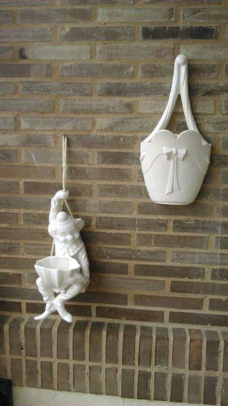 Jardineras de cerámica