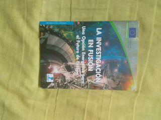 Libro de la investigación en fusion
