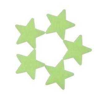 Lote 12 Estrellas fluorescentes