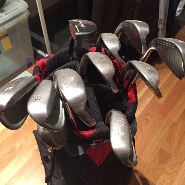 Palos de Golf Taylor Made Rac