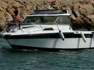 Barco 7 mtr
