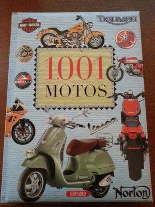 Libro 1001 motos