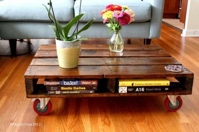 Mesas palets de segunda mano por 50 en colmenar viejo for Wallapop mesas