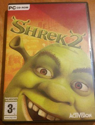 Juego PC Shrek 2