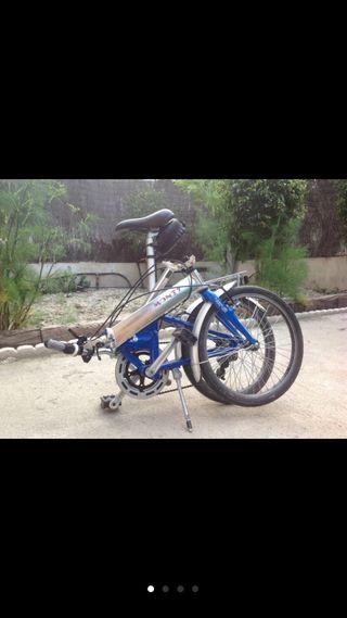 Bicicleta Plegable Monty F-20